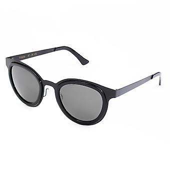 Unisex Sluneční Brýle LGR FELICITE-BLACK-01 Černá (ø 47 mm)