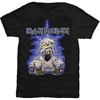 Iron Maiden - Powerslave Mummy Unisex XX-Large T-Shirt - Noir