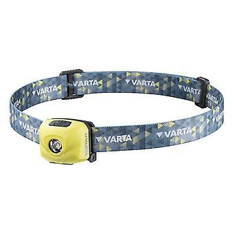 LED Head Torch Varta H30R 300 lm IPX4 3 W Yellow