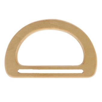 Home Bag Round Plastic Purse Handle Replacement