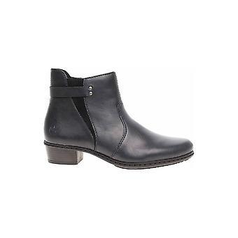 Rieker Y075015 universele winter dames schoenen