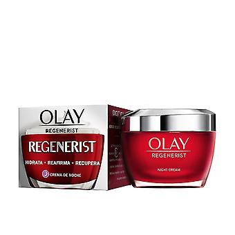 Olay Regenerist 3 Zonas Crema Noche Anti-Edad Intensiva 50 Ml Para Mujeres