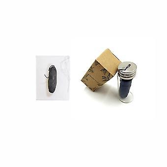 новый черный черный зубной нить многоразовый стеклодержатель naturall без отходов бамбуковый уголь sm62321