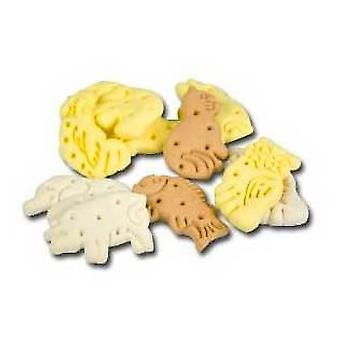 Nayeco koira keksejä Biscozoo (koirat, kohtelee, keksit)