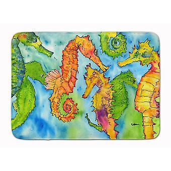 Caroline's Treasures Seahorse Floor Mat, 19 X 27, Multicolor - 8546-Rug