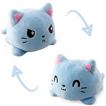 Double Sided Cat Gato Kids Plushie Animals Unicorn Flip Doll Cute Toy Peluches For Pulpos Plush Stuffed Doll Plush Toy