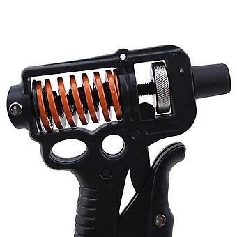 Adjustable Countable Hand Grips Strength Exercise Strengthener(Black)