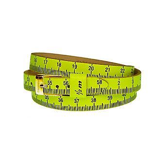Il mezzometro fluo leather bracelet  bml1107_l