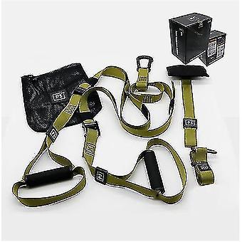Suporte de suspensão de equipamento de ginástica interior cinto de treinamento Trx puxar cinto de resistência corda multifuncional