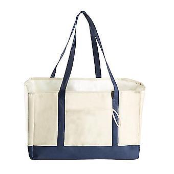 Přenosný supermarket nákupní taška termální taška skládací nákupní taška