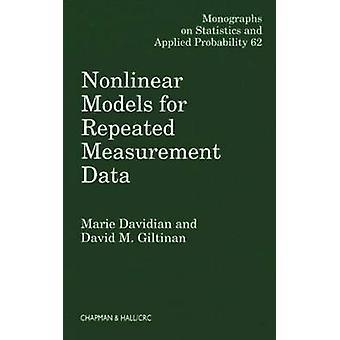 Niet-lineaire modellen voor herhaalde meetgegevens
