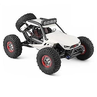 Remote control cars trucks professional grade electric all terrain rc car crawler toy up to 40km/h top speed 2.4G 4wd with head