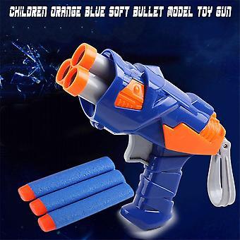 Creative Design Children Kids Toy Dart Gun Blaster Soft Bullet Game Toys Gun