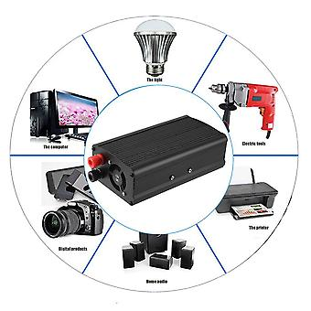 3000w Portable Car Power Converter 12v Input Aluminum Alloy Vehicle Inverter