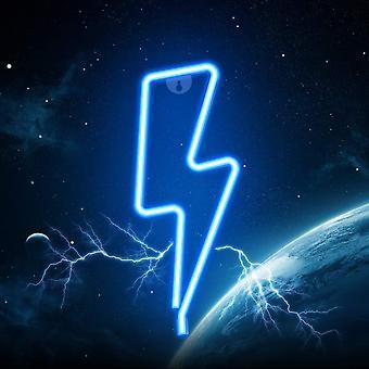 Planet Neon Semne Led Night Light Neon Lumini USB de încărcare / baterie