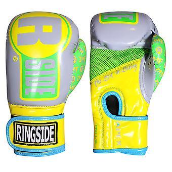 Ringside Apex Fitness Bag boksehansker - grønn