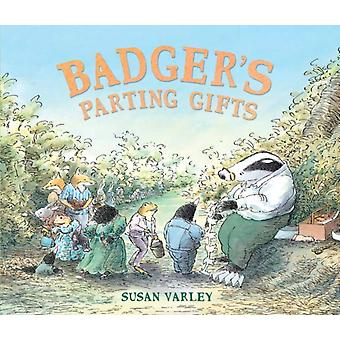 Badger's Parting Gifts (Paperback) by Varley Susan