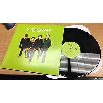 Weezer - Weezer (Green Album) [Vinyl] USA import