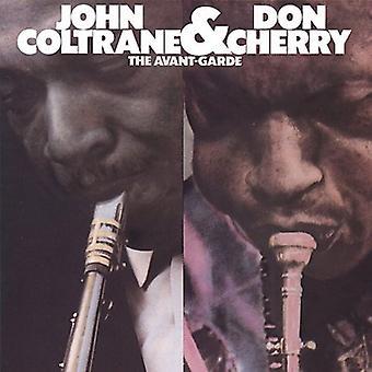 Coltrane/Cherry - avantgarde [CD] USA import