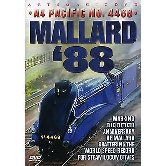 Mallard '88 [DVD] USA import