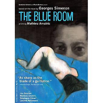Blue Room [DVD] USA import