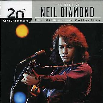 Neil Diamond - Best of Neil Diamond-Millenniu [CD] USA import