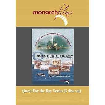 Quest for the Bay: Complete Series [DVD] USA import