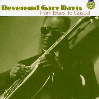 Reverend Gary Davis - von Blues bis hin zu Gospel [CD] USA import