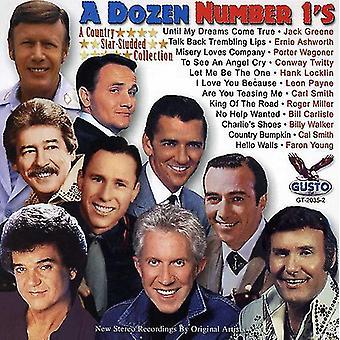 Dozen #1's - Dozen #1's [CD] USA import