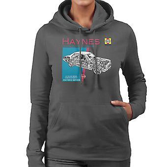 Haynes Owners Workshop Manual 0108 Vauxhall Victor FE Women's Hooded Sweatshirt