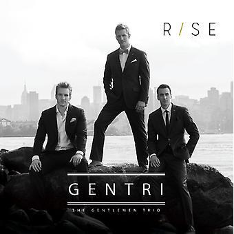 Gentri - Rise [CD] USA import