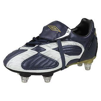 Botas de futbol de Umbro chicos X-600-J SG