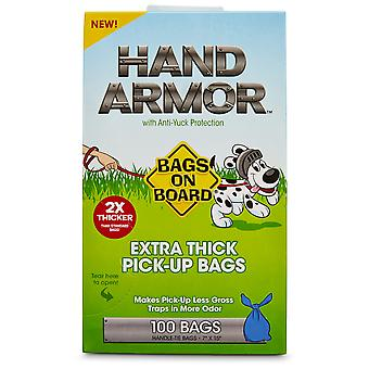 Simple Solution Bags On Board Extra Thick Hand Armor Bags
