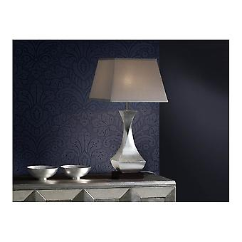 Schuller Deco Small Table Lamp Silver