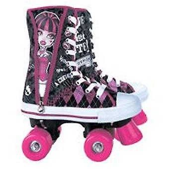 Import Patin Bota Monster High (Size 34) (Babies and Children , Toys , Others)