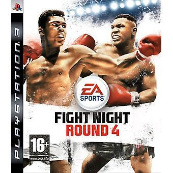 Fight Night Round 4 (PS3) - Neu