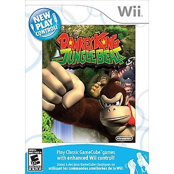 Donkey Kong Jungle Beat (Wii) - Nouveau
