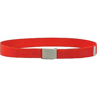هيلي هانسن الرجال شعار ويبينغ قماش قابل للتعديل حزام عارضة
