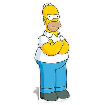Homer Simpson Cardboard Cutout
