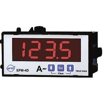 ENTES EPM-4D-48 EPM-4D-48 Ampere meter installation instrument