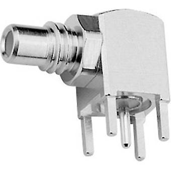 Spina di connettore SMC PCB, ad angolo retto 50 Ω Telegärtner J01170A0101 1/PC