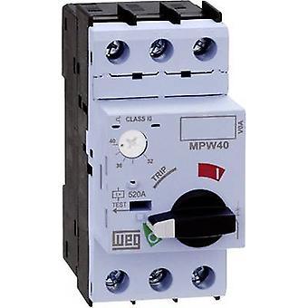WEG MPW40-3-U016 Overload relay adjustable 16 A 1 pc(s)