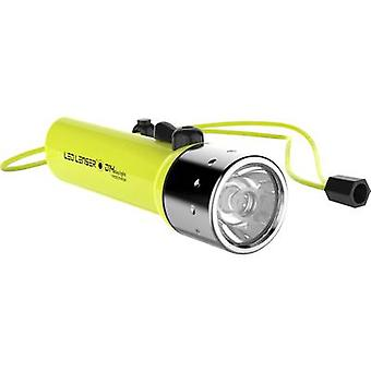 Ledlenser 9214-W D14.2 Daylight LED (monochrome) Diving torch battery-powered 233 g Neon yellow