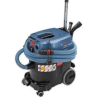 Bosch Professional gás 35 M AFC 06019C 3100 molhado/seco aspirador 1380 35 W l filtro automático de limpeza, certificado de classe M, antiestático