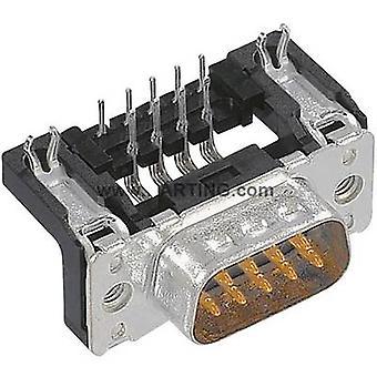 Harting 09 65 362 6811-bande de broches SUB 90 ° nombre de broches: 25 pour souder 1 PC (s)
