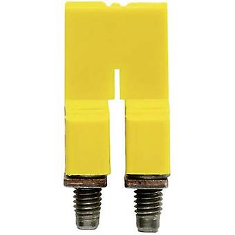 Weidmüller 1051960000-1 WQV 4/2 Yellow 1 pc(s)