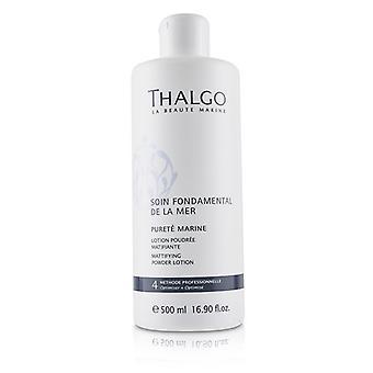Thalgo Purete Marine Mattifying Powder Lotion (salon Size) - 500ml/16.9oz