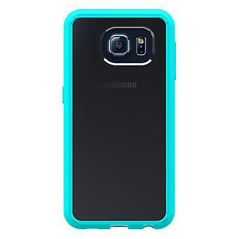Trident Krios Dual serie Case voor Samsung Galaxy S6 - Aqua