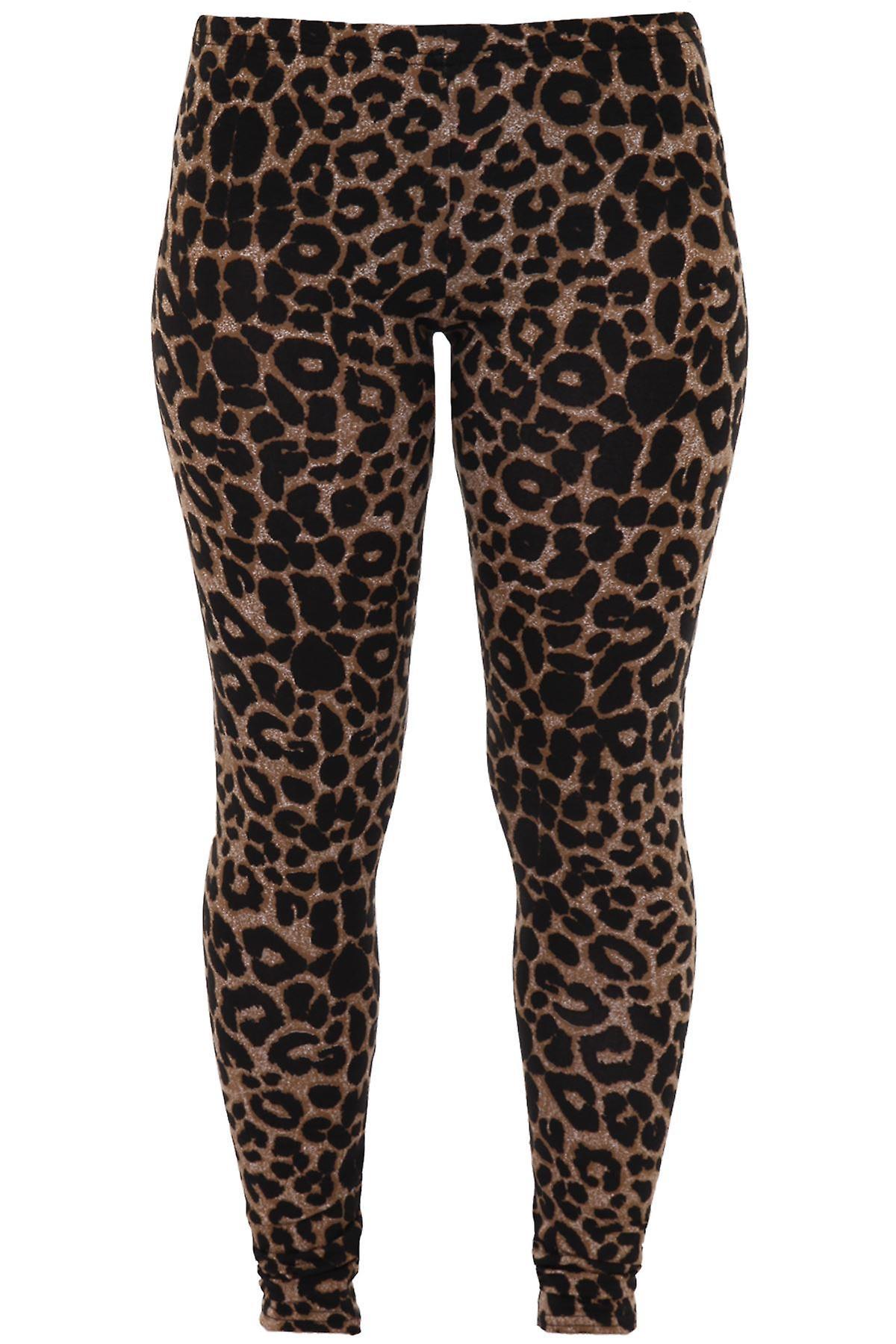Childrens Animal Leopard Bright Neon Florescent Zebra Print Stretch Leggings