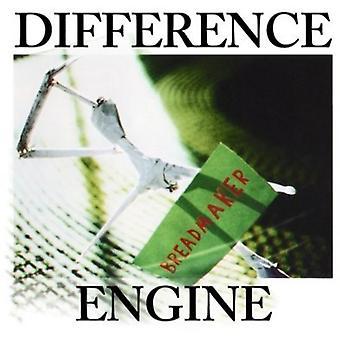 Difference Engine - Breadmaker [Vinyl] USA import
